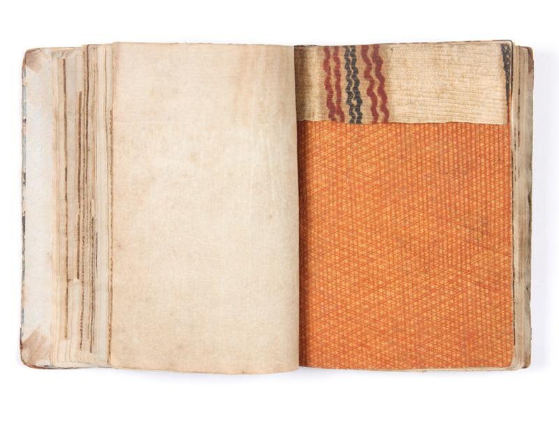 Captain James Cook 250 years on catalogue: Tapa cloth from the Cook voyages