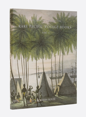 Rare Pacific Voyage Books: The Parsons Collection Part II