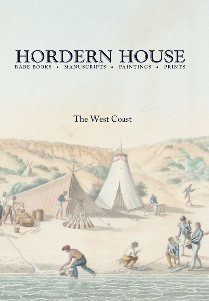 The West Coast, 1616-1829
