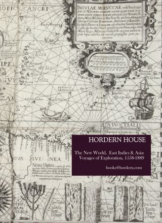 The New World, East Indies & Asia: Voyages of Exploration, 1558-1889