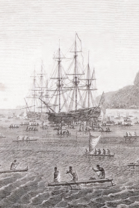 Captain James Cook 250 years on