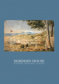 Hordern House reviewed in Rare Books Monthly