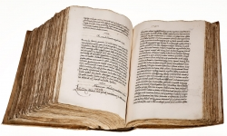 500-year-old library catalogue reveals lost books