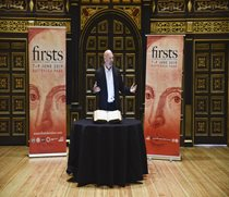Shakespeare's First Folio returns to Britain after 40 years