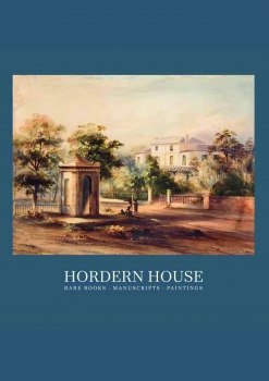 Hordern House in Rare Book Monthly