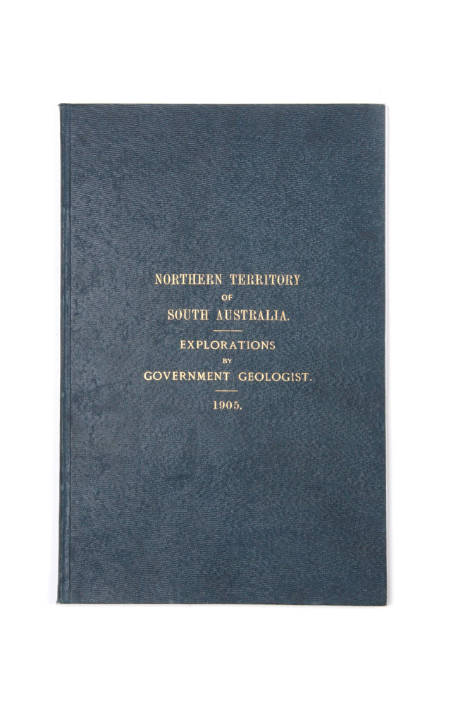 Map Of South Australia And Northern Territory.Northern Territory Of South Australia North Western District