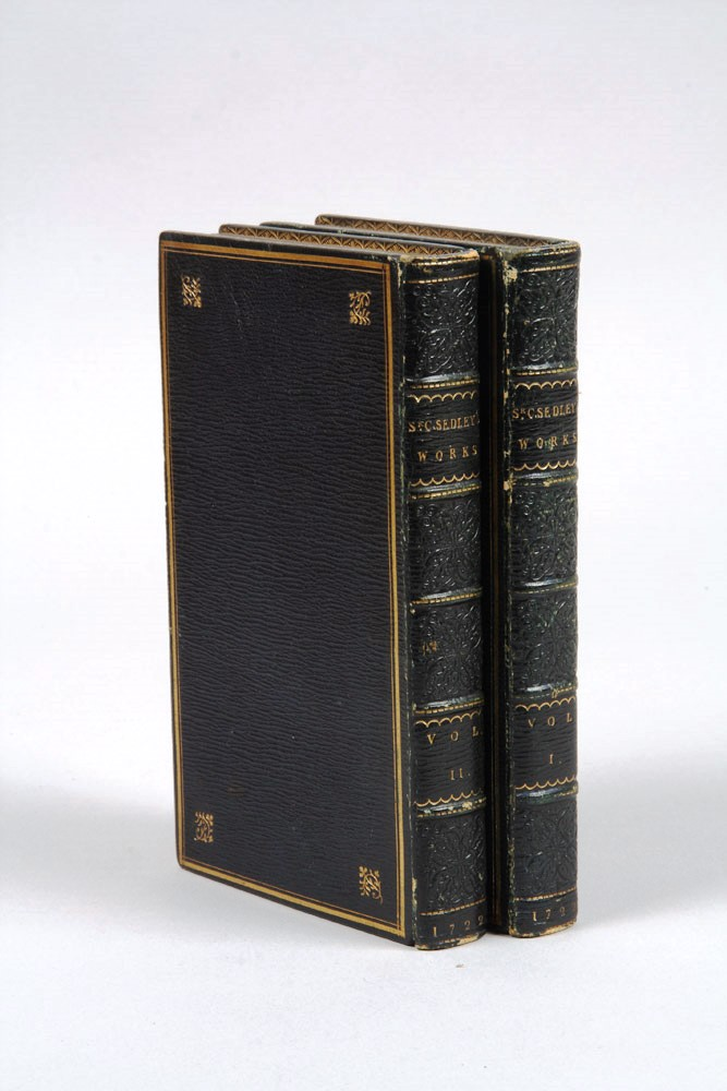 The Works… containing his Poems, Plays, &c., with Memoirs of the Author's life by an Eminent Hand. Sir Charles SEDLEY.