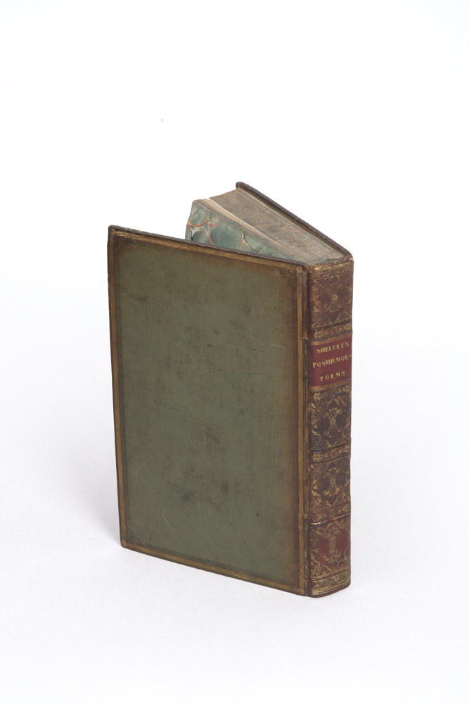 Posthumous Poems of Percy Bysshe Shelley. SHELLEY, sshe.