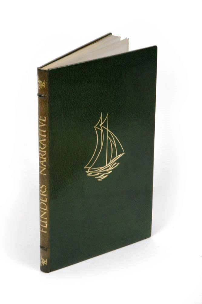 Matthew Flinders' Narrative of his Voyage in the Schooner Francis: 1798, preceded and followed by notes on Flinders, Bass, the wreck of the Sidney Cove, &c. by Geoffrey Rawson…. Matthew FLINDERS.