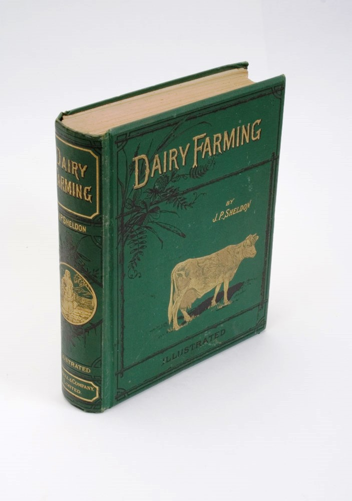Dairy Farming: Being The Theory, Practice, and Methods of Dairying. J. P. SHELDON.
