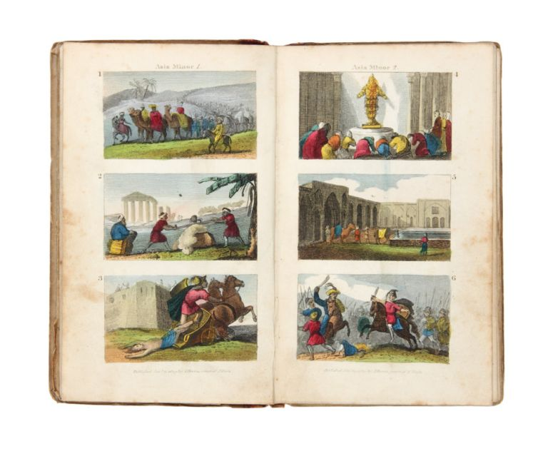 Scenes in Asia: For the Amusement & Instruction of Little Tarry-At-Home Travellers. CHILDREN, Isaac TAYLOR.