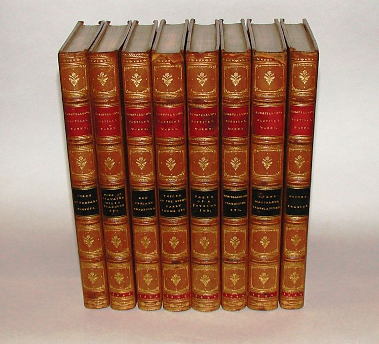 The Poetical Works. Henry Wadsworth LONGFELLOW.