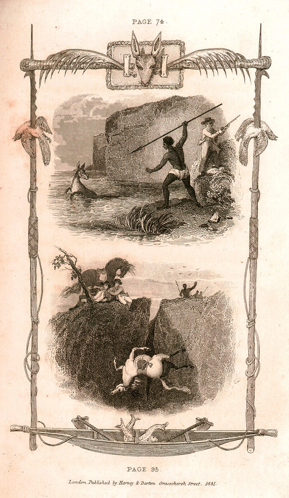 Alfred Dudley; or, The Australian Settlers. CHILDRENS LITERATURE, Mrs G. R. PORTER.
