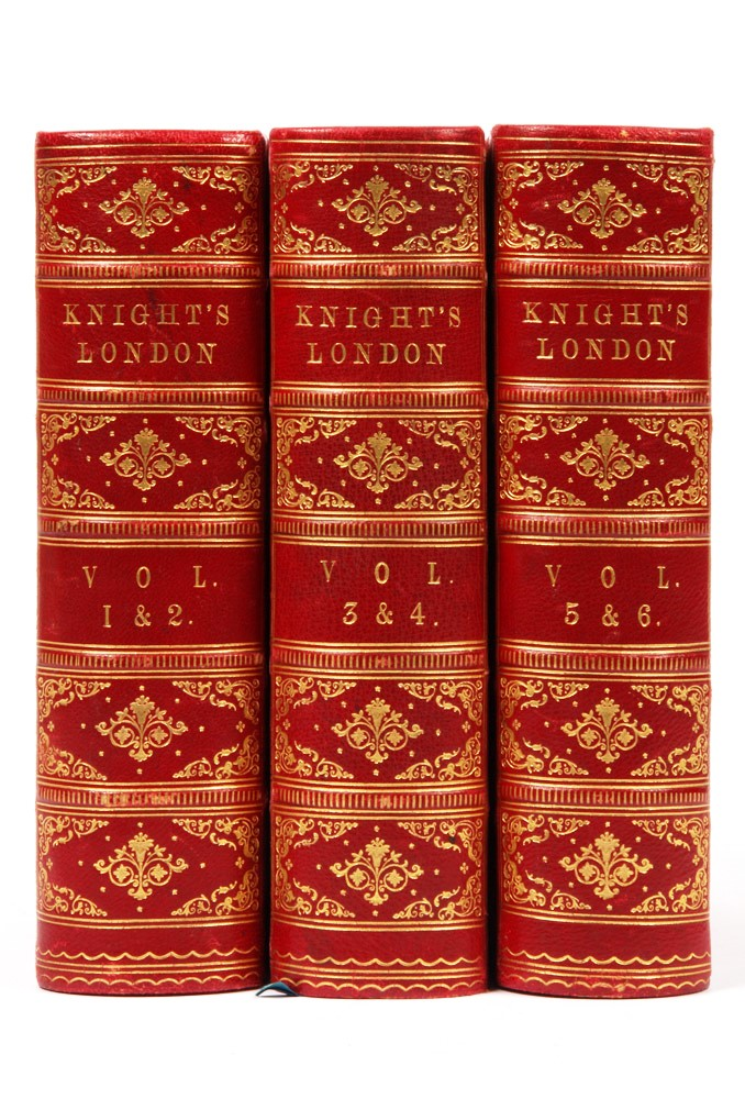 London, Revised and Corrected to the Present Time by E. Walford, M.A. Charles KNIGHT.