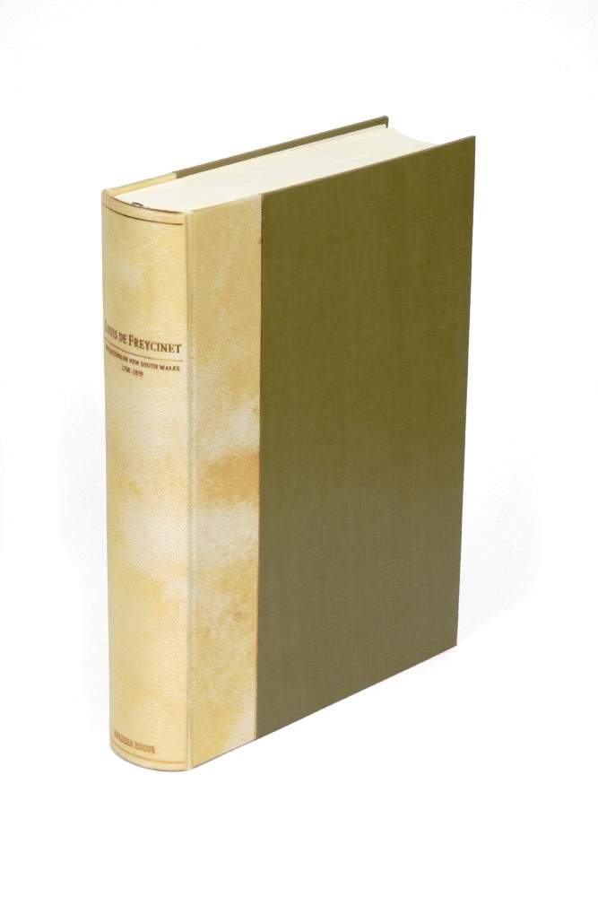 Reflections on New South Wales. Translated by Thomas Cullity. Louis de FREYCINET.