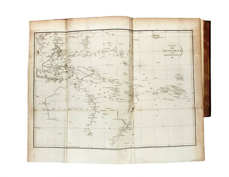 A Missionary Voyage to the Southern Pacific Ocean, performed in the Years 1796, 1797, 1798, in the Ship Duff…. DUFF VOYAGE, Captain James WILSON, Thomas HAWEIS.