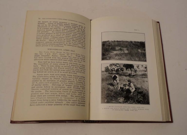 Proceedings of the Royal Geographical Society of Australasia: South Australia Branch Session 1913-14. Vol. XV. AUSTRALIAN ANTARCTIC EXPEDITION.