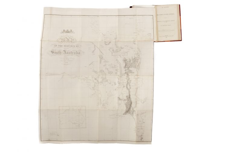 An Account of the Colony of South Australia, prepared for distribution at the International Exhibition of 1862. Frederick SINNETT.