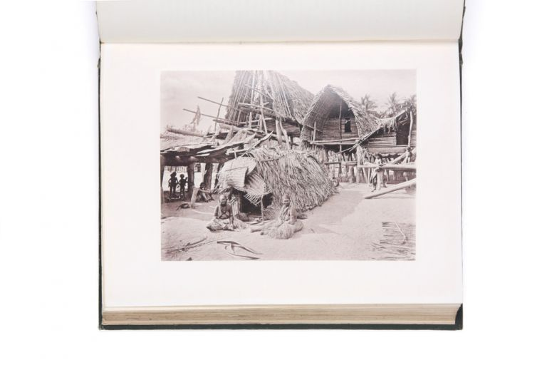 Picturesque New Guinea. With an historical introduction and supplementary chapters on the manners and customs of the Papuans; accompanied with fifty full-page autotype illustrations…. J. W. LINDT.