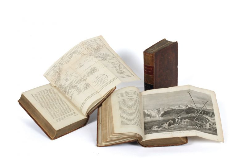 A voyage round the world in the years 1785, 1786, 1787, and 1788…. Jean François de Galaup de LA PEROUSE.