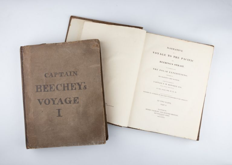 Narrative of a Voyage to the Pacific and Beering's Strait, to co-operate with the Polar Expeditions […] in the years 1825, 26, 27, 28. Frederick William BEECHEY.