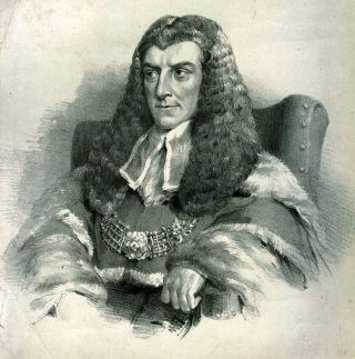 The Lord Chief Justice Denman. DENMAN, ANONYMOUS.