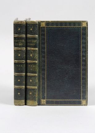 Poems, by William Cowper, of the Inner Temple, Esq. In Two Volumes. William COWPER.