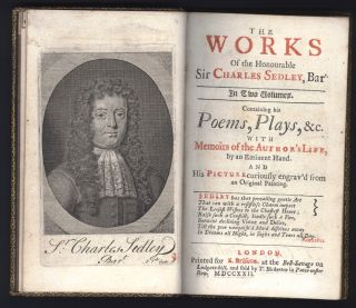 The Works… containing his Poems, Plays, &c., with Memoirs of the Author's life by an Eminent Hand.