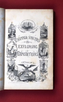 Voyage of the U.S. Exploring Squadron, Commanded by Captain Charles Wilkes, of the United States Navy, in 1838, 1839, 1840, 1841, and 1842: Together with Explorations and Discoveries Made By Admiral d'Urville, Captain Ross, and other Navigators and Travellers; and an Account of the Expedition to the Dead Sea, Under Lieutenant Lynch.