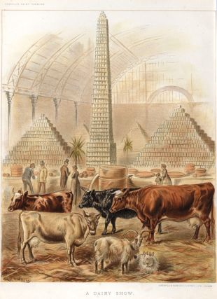 Dairy Farming: Being The Theory, Practice, and Methods of Dairying.