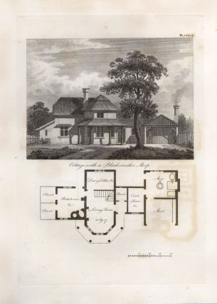 The Country Gentlemen's Architect; Containing a Variety of Designs…