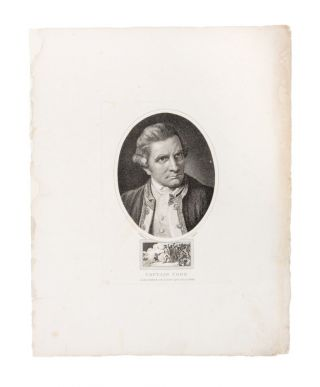 Captain Cook. John CHAPMAN, after Nathaniel DANCE