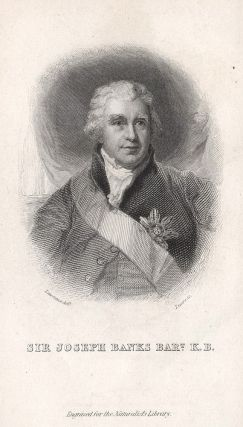 Sir Joseph Banks, Bart. K.B. PORTRAIT, Sir Thomas LAWRENCE