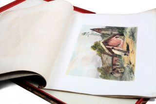 A Series of Lithographic Drawings, from Sketches in New Zealand…