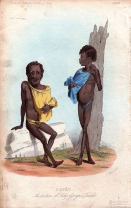 Patêt: Australians of King George's Sound. KING GEORGE'S SOUND, F. BULL