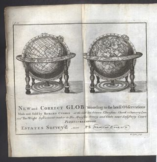 The Description and Use of the Globes, and the Orrery. To which is prefixed, by way of...