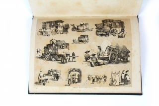 Prout's Microcosm, The Artist's Sketch-Book of Figures, Shipping and Other Picturesque Objects
