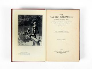 The Savage Solomons asThey Were and Are