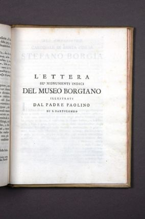 India Orientalis Christiana continens fundationes ecclesiarum, seriem episcoporum, missiones, schismata, persecutiones, reges, viros illustres [and two other works].