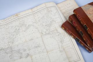 A Voyage to the Pacific Ocean; Undertaken by Command of His Majesty for Making Discoveries in the Northern Hemisphere…