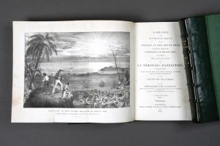 Narrative and Successful Result of a Voyage in the South Seas, performed by order of the Government of British India, to ascertain the actual fate of La Perouse's Expedition, interspersed with accounts of the religion, manners, customs and cannibal practices of the South Sea Islanders.