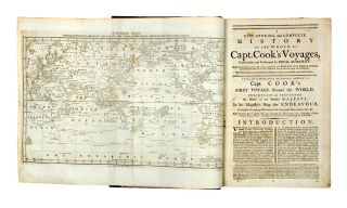 A New, Authentic, and Complete Collection of Voyages Round the World. Undertaken and Performed by Royal Authority. Containing a New, Authentic, Entertaining, Instructive… Account of Captain Cook's First, Second, Third and Last Voyages… and now publishing under the immediate direction of George William Anderson, Esq.