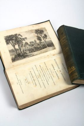 Journals of Expeditions of Discovery in Central Australia, and overland from Adelaide to King...