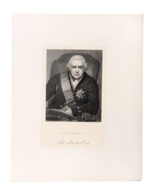 Sir Joseph Banks, Bart P.R.S. T. PHILLIPS, After