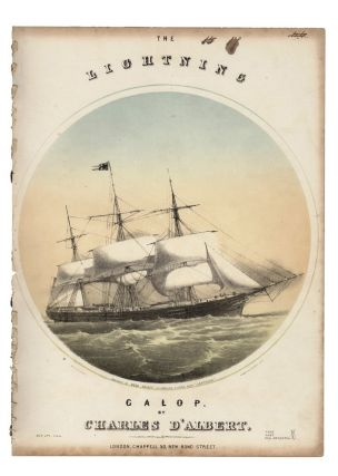 The Lightning Galop. AUSTRALIA CLIPPER, Charles D'ALBERT