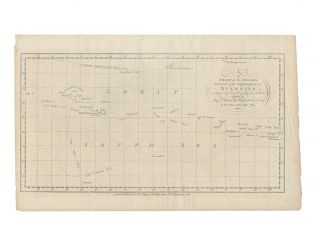 A Chart of the Islands discovered in the Neighbourhood of Otaheite. James COOK