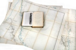Journal of an Overland Expedition in Australia, from Moreton Bay to Port Essington…. Ludwig...