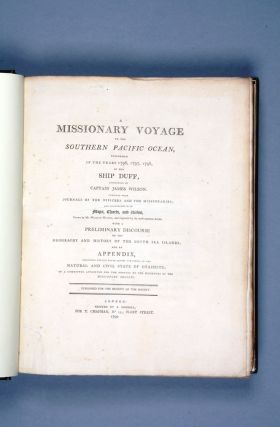 A Missionary Voyage to the Southern Pacific Ocean…