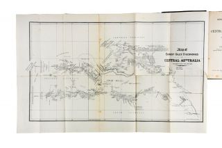 Geographic Travels in Central Australia From 1872 to 1874.