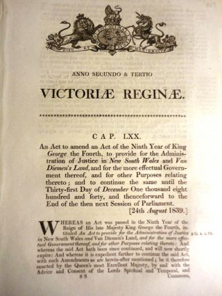 An Act to amend an Act of the Ninth Year of King George the Fourth, to provide for the...